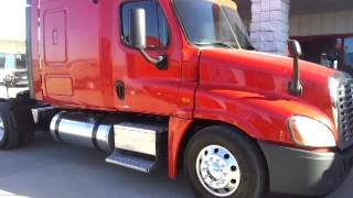 2014 Tulsa Freightliner Western Star-Video Walk Around Brad Nelligan