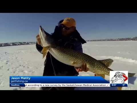Global Saskatoon-Free fishing weekend in Saskatchewan