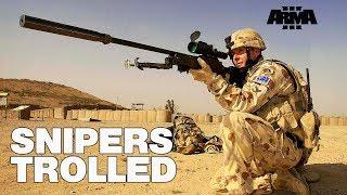 ARMA 3 RHS KOTH: Campers & Snipers trolled
