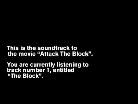 Attack The Block OST -- 01 - The Block