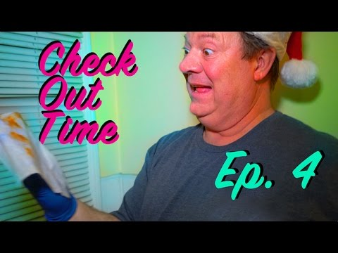 CHECK OUT TIME : Another Dirty Room Ep. 4 Commentary w/ BONUS FOOTAGE : NUDE MAN in Stairwell?