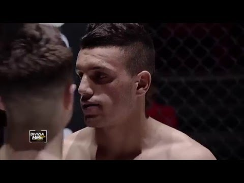 RMMAF SERIES 9 - Divizia MMA - Fight 1: Marius Spac vs. Alexandru Budoiu 145 lbs
