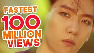 «TOP 10» FASTEST KPOP GROUPS MUSIC VIDEOS TO REACH 100 MILLION VIEWS