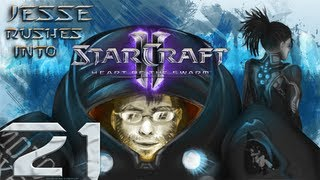 Starcraft 2: Heart of the Swarm (Part 21) - With Friends Like These...