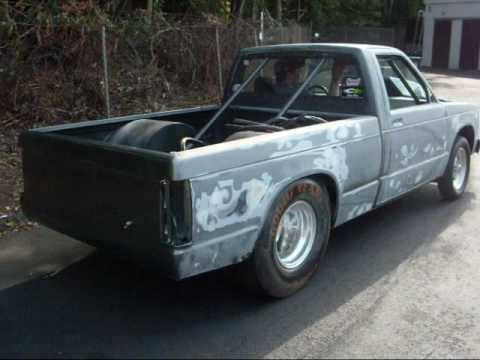 64 Chevy Truck For Sale compilation of the 86 s10 drag truck - YouTube