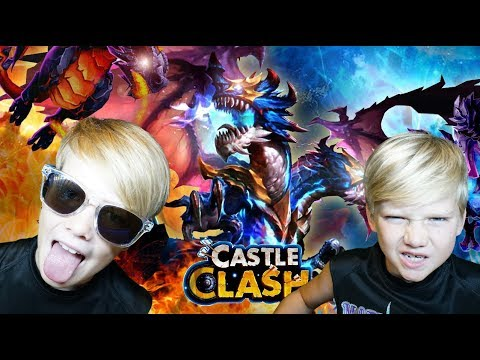 CASTLE CLASH | ROLLING 85K GEMS ON CHARLIE-M ACCOUNT | ITUNES GIFT CARD GIVEAWAY