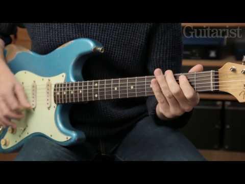 Blues Headlines: SRV Style Rhythm Playing