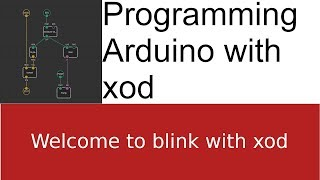 Programming Arduino with XOD