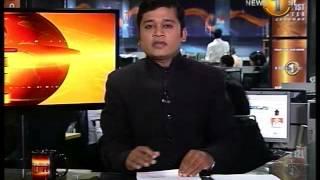 Newsfirst Prime time Sunrise Shakthi TV 6 30 AM 01st September 2014