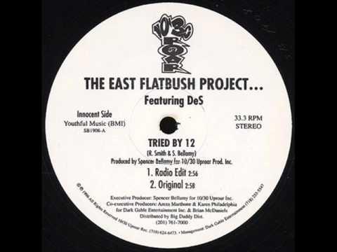East Flatbush Project ft DeS Tried by 12/BEST VERSION WITH LYRICS