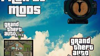 [PACK]Hud GTA V,Mira Sniper y Timecyc SAMP & GTA SA 
