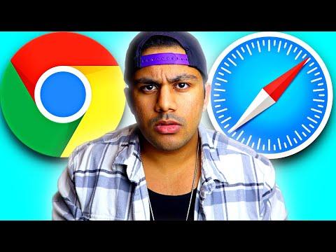 Google Chrome Vs. Safari On Mac   Why I Switched And YOU Should Too... (2020)