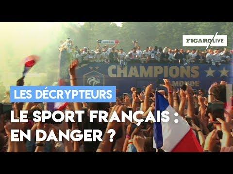 Les Décrypteurs : Le sport français est-il en danger ?