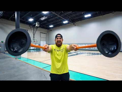 plunger-trick-shots-|-dude-perfect