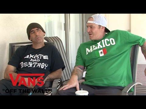 Backyard Vert Ramps: West Coast | Jeff Grosso's Loveletters to Skateboarding | VANS