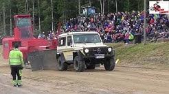 Maasturit 2500 & 4000 kg Kouvola POWER pulling 30.6.2018