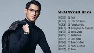 Afgansyah Reza Greatest Hits || Afgansyah Reza adalah daftar lagu hits terbesar