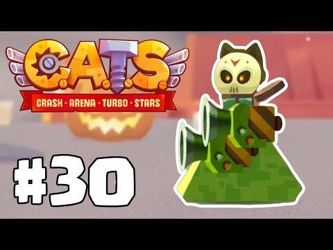 SECRET SHOTGUN TRICK!  | C.A.T.S | Crash Arena Turbo Stars Gameplay Part 30