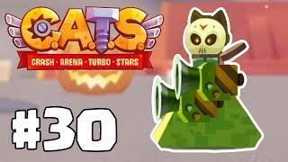 SECRET SHOTGUN TRICK!    C.A.T.S   Crash Arena Turbo Stars Gameplay Part 30