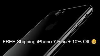 "Original Apple iPhone 7 Plus Unlocked 4G 5.5"" 12MP RAM 3GB ROM 32GB / 128GB / 256GB"