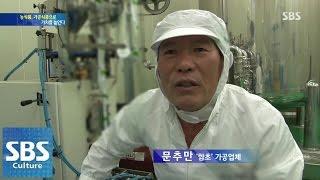 농식품, 가공식품으로 가치를 높여 @SBS 생활경제 1…