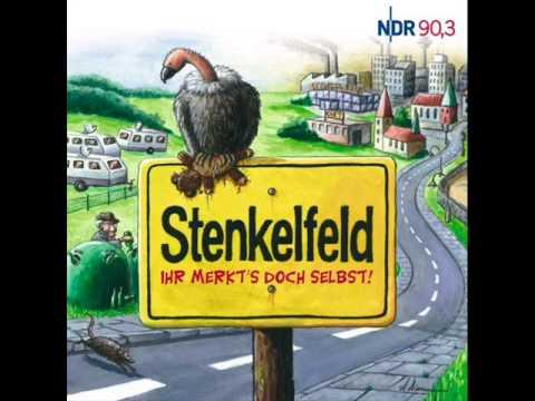 Stenkelfeld - Im Regionalexpress