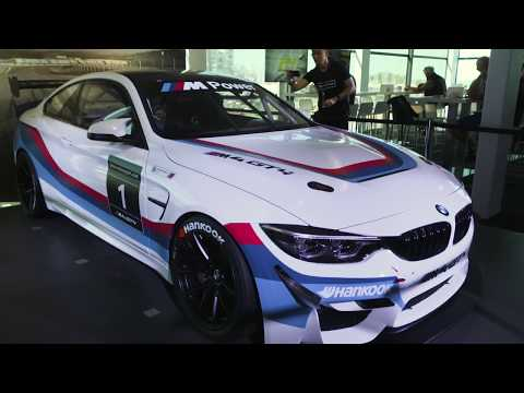 The making of the BMW M4 GT4 – BMW Motorsport.