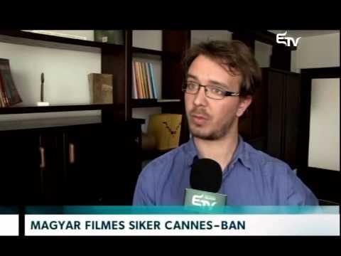 Magyar filmes siker Cannes-ban – Erdélyi Magyar Televízió
