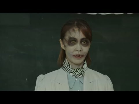 女孩天生阴阳眼,第一天上课就被鬼老师缠上,差点出了意外