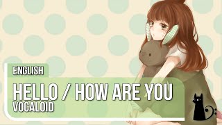 """Hello/How Are You""  English Cover by Lizz Robinett"