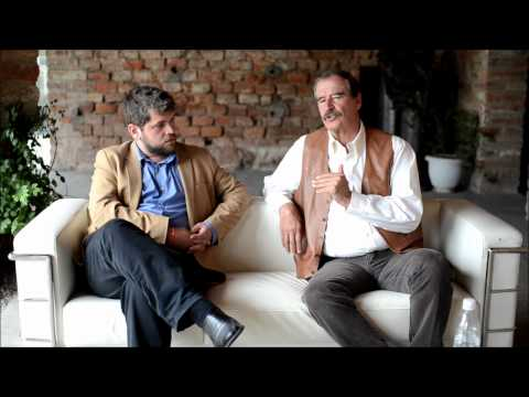 Interview with president Vicente Fox