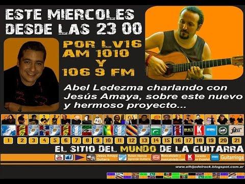 Guitarra Paso a Paso - en LV16 Radio Río Cuarto... - YouTube