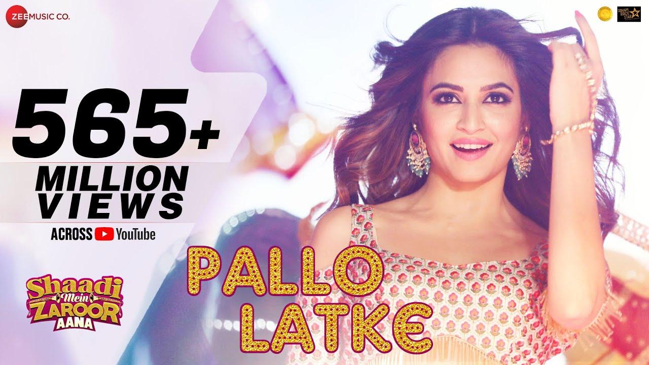 Pallo Latke | Jyotica Tangri | Shaadi Mein Zaroor Aana |Rajkummar & Kriti Kharbanda | Yasser Desai