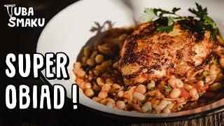 Smaczny KURCZAK z FASOLKĄ - pomysł na obiad! | Pascal Brodnicki