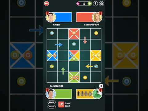 ISTO King - Ludo Game   Online 4 Player Win 1st