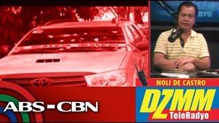 DZMM TeleRadyo: Glenn Chong itinangging sindikato ang napatay niyang aide