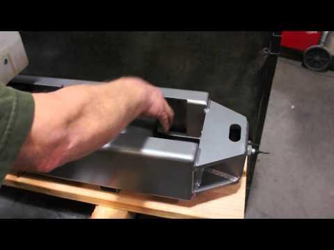 Watts Specialties W 50 Tensile Weld Tester