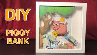 DIY | PiggyBank IKEA Hack