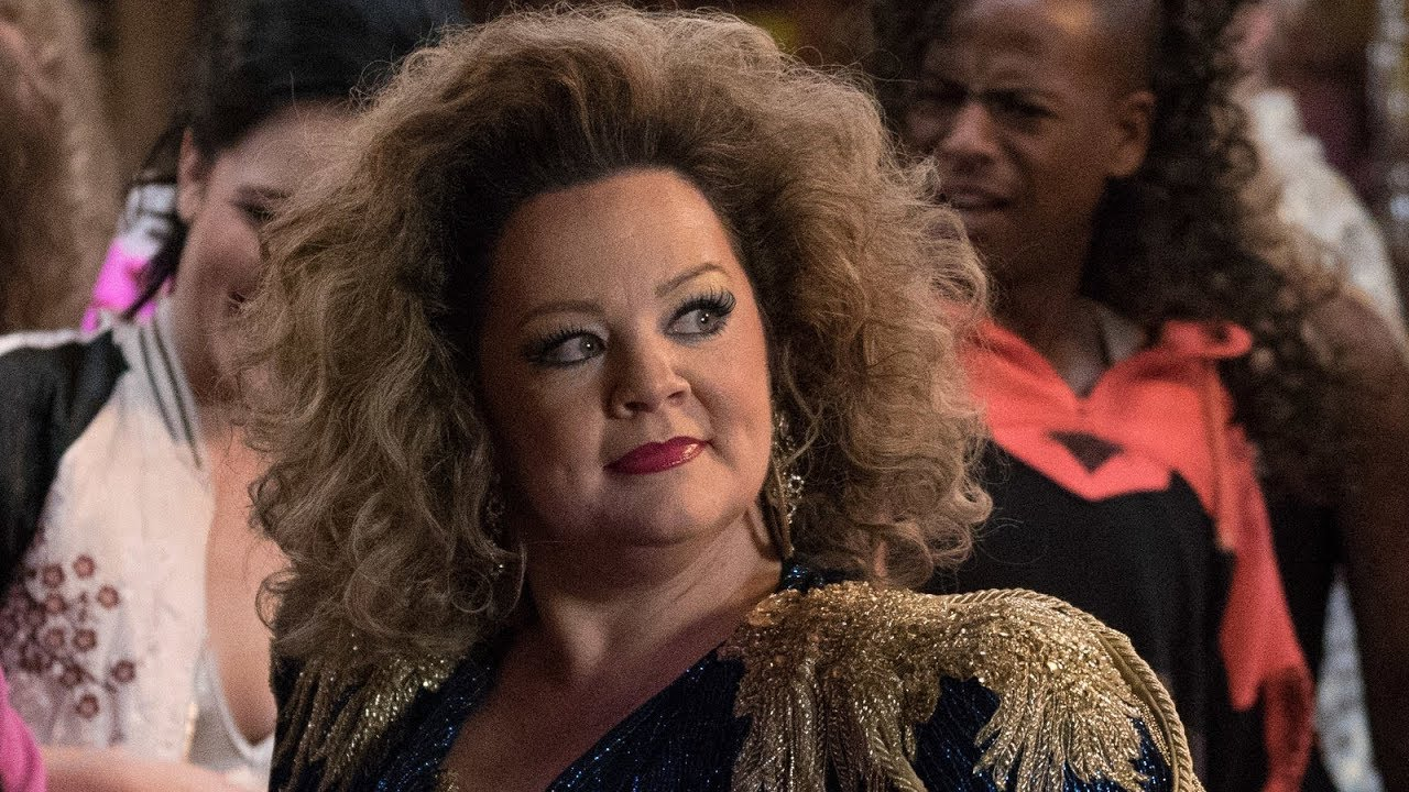 36f996d4943 Watch Melissa McCarthy Do the Worm in  Life of the Party