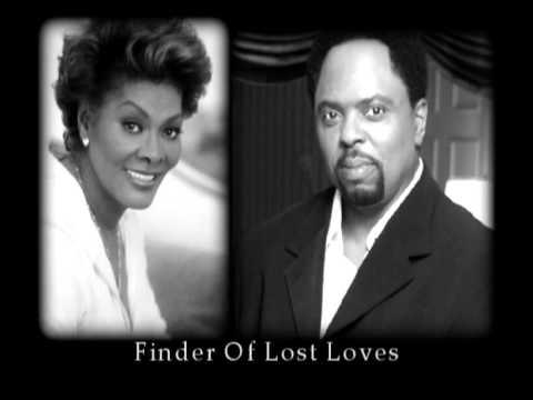 Dionne Warwick feat. Glenn Jones - Finder Of Lost Loves
