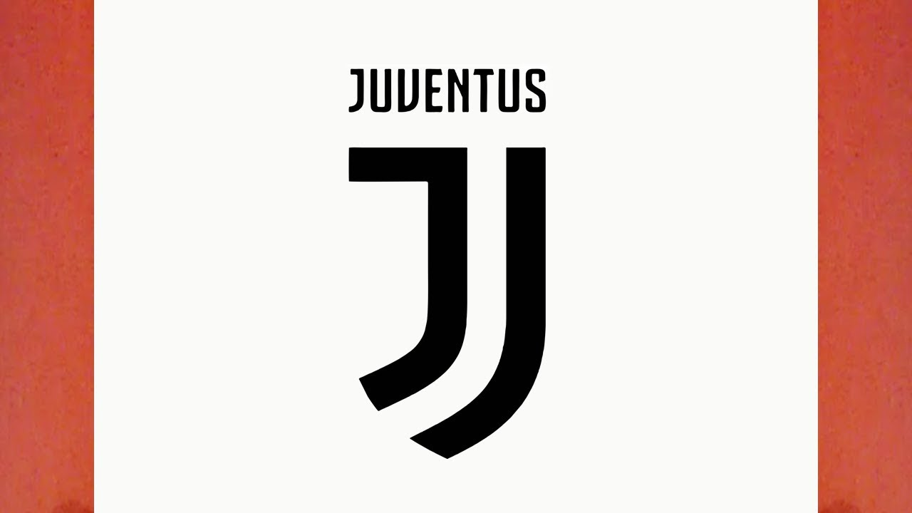 How To Draw The Juventus Logo Youtube