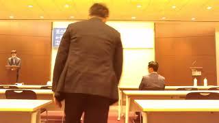 국제e-비즈니스학회 학계 학술대회 총회, 시상 및 폐회…