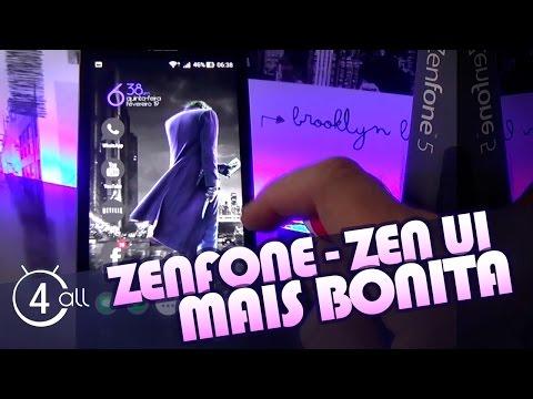 Zenfone - Deixe sua ZenUI muito mais bonita