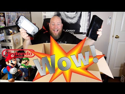 I bought a $1,876 Amazon Customer Returns ELECTRONICS & MORE Pallet + Found a Nintendo Console
