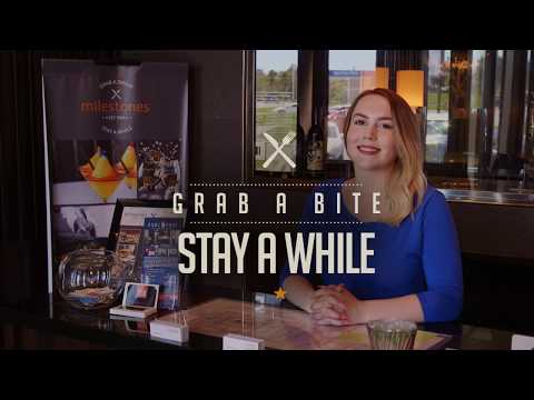 Walk-Through of Milestones Grill + Bar in St. John's, Newfoundland