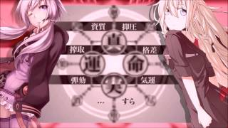 Yuzuki's Part: from△ge IA's Part: Satan Video: from△ge Mixing: Sata...