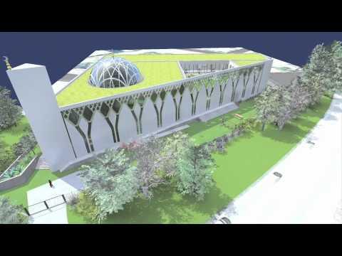 Centre an nour mulhouse youtube for Architecte d interieur mulhouse