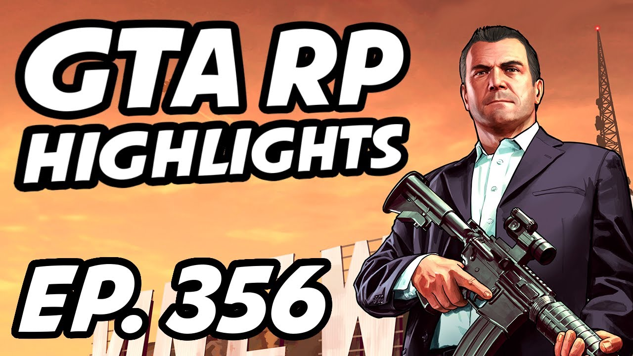 GTA RP Daily Highlights   Ep  356   ClassyPax, SkipGently, Thadrius,  Selvek, Timmac, Mythematic by Gamebot GTA