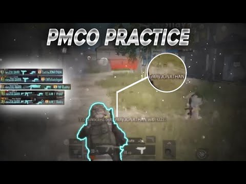 PMCO PRACTICE  SCRIMS | TEAM NEXUS | ( Fanatic,Entity, INF , Aim)