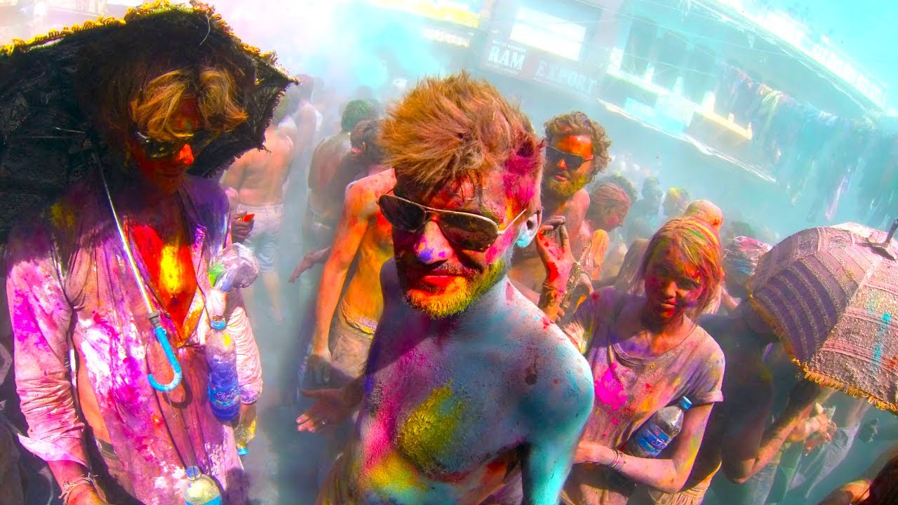 Image result for holi bangalore 2016